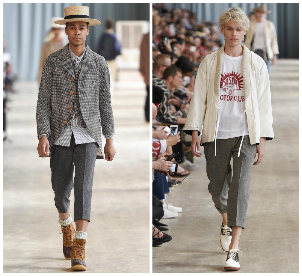 Visvim Spring Menswear 2017