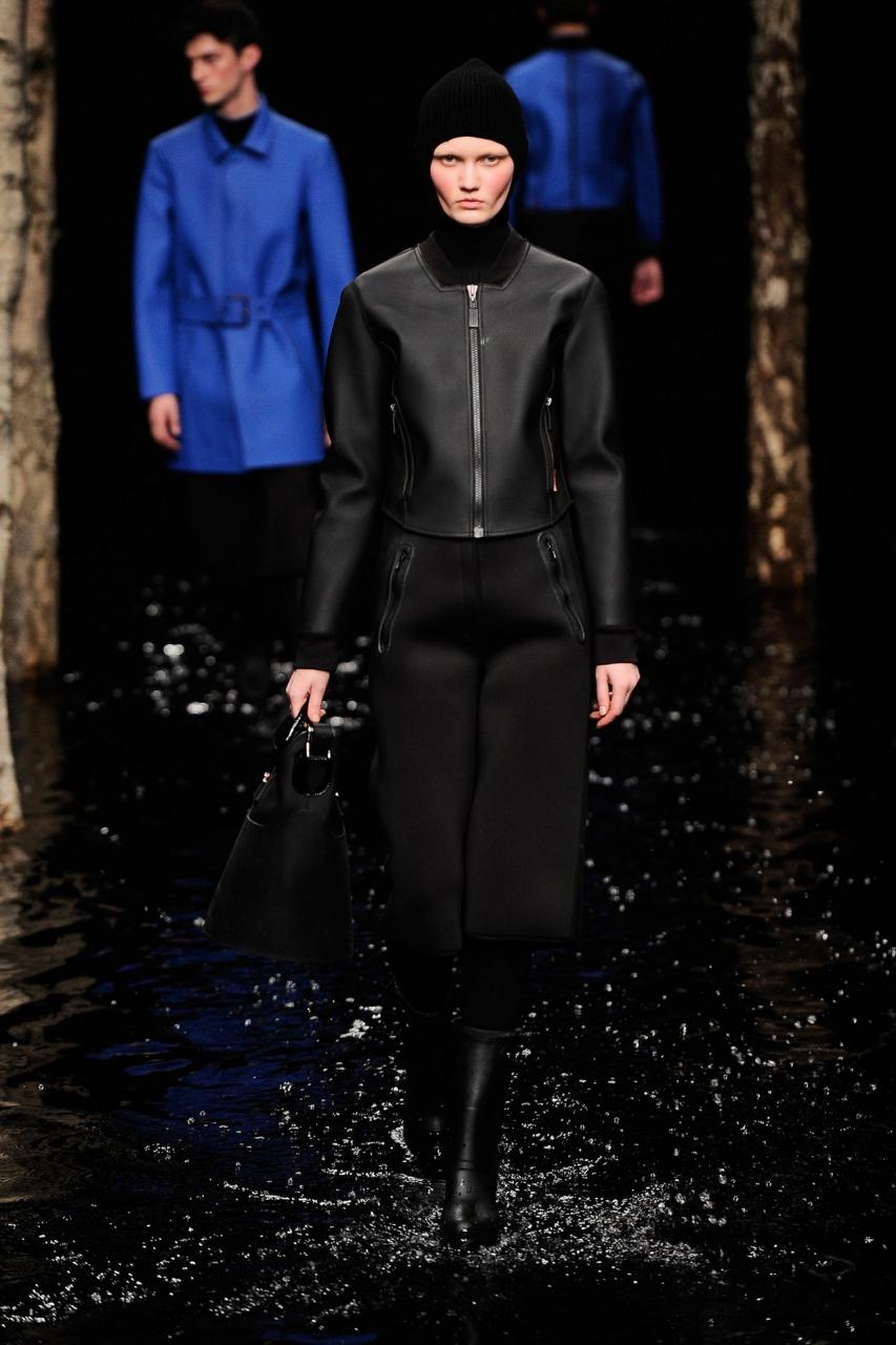London Fashion Week Hunter Original 2014 2015
